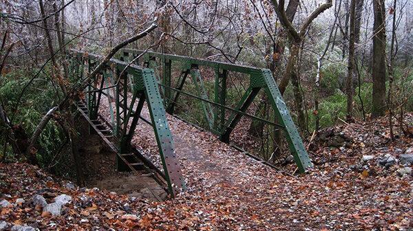 Lucius Burch Trail