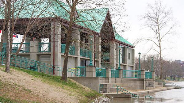 McGregor Park Pavilion