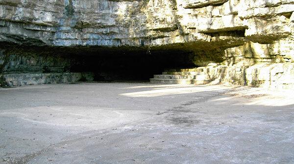 Dunbar Cave