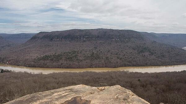 Vista from Snoopers Rock
