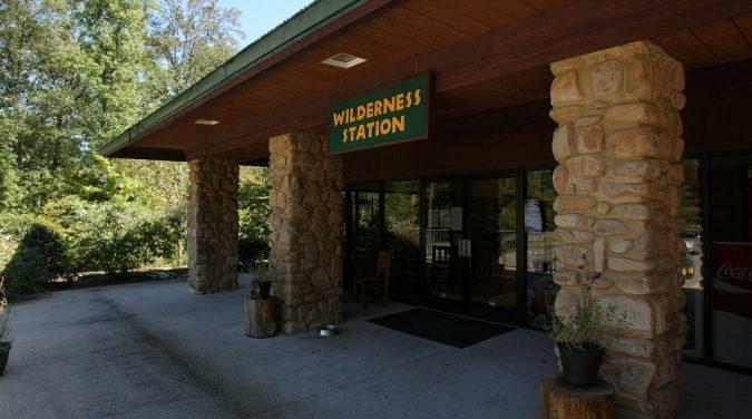 Wilderness Station