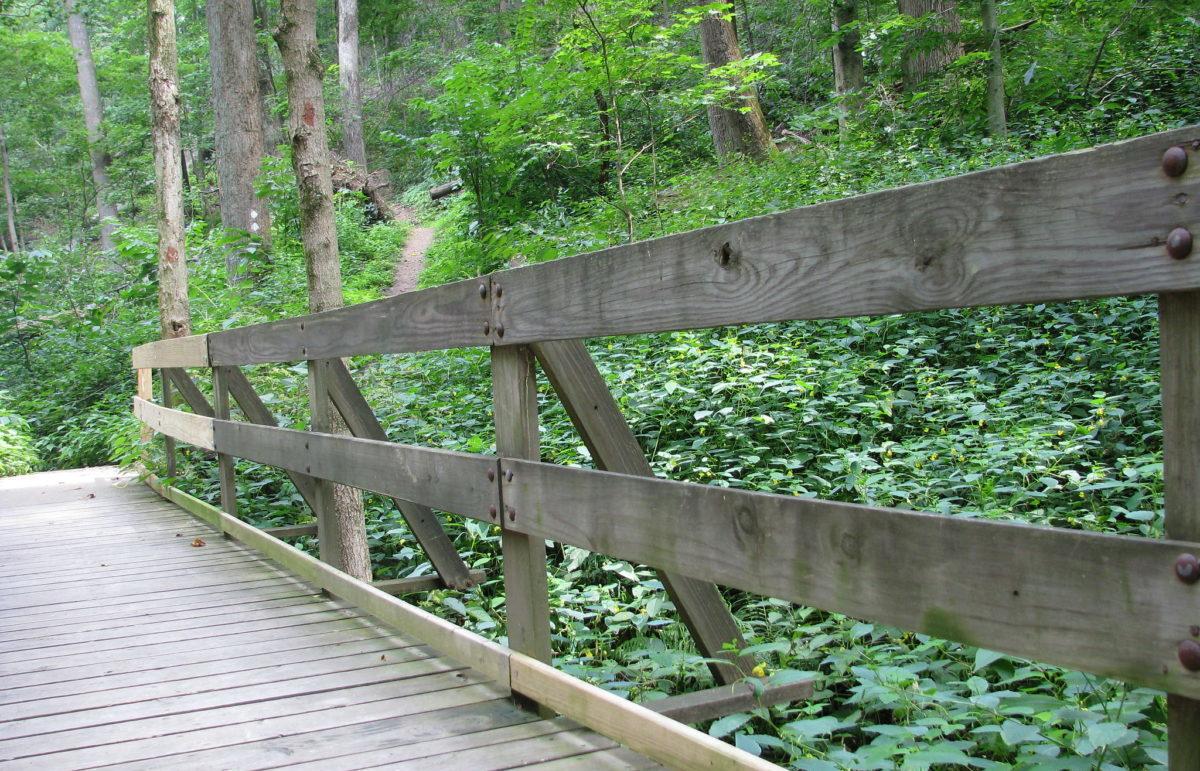 Jefferson Memorial Forest Louisville KY