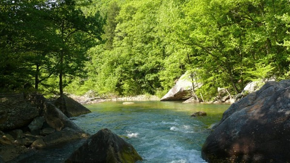 North Chickamauga Creek (Gary Keckley)