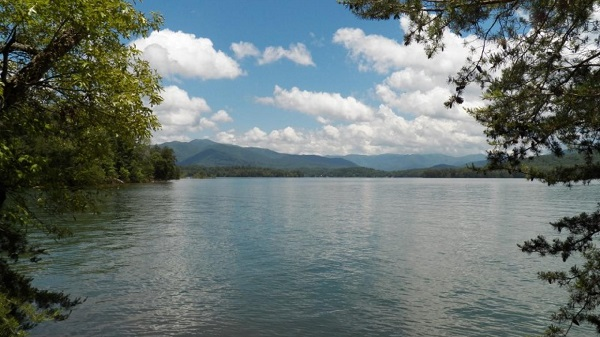 Lake Chatuge view, TVA photo